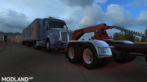 "Trailer ""Rescue Truck"" V0.6.1 [1.35], 1 photo"
