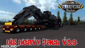 Big Heavy Pack v3.9 ATS, 1 photo