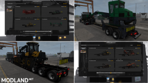 Forest Machinery DLC OWNABLE [MP-SP] [Multiplayer] [TruckersMP], 1 photo