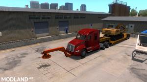 Tow truck broken trailer 1.37, 4 photo