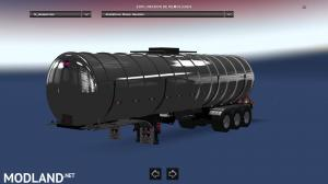 Tanker Trailer Chrome, 2 photo