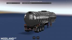 Tanker Trailer Chrome, 3 photo