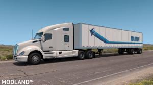 Custom 53' trailer v1.6 1.35, 2 photo