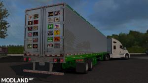 Custom 53' trailer v1.6 1.35, 3 photo