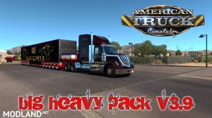 Big Heavy Pack v3.9 ATS, 2 photo