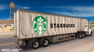 Starbucks Curtain standalone trailer