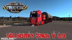 Big Heavy Pack v3.9 ATS, 3 photo