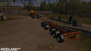 Steerable Dolly Ownable by Kishadowalker ATS 1.35.x, 5 photo