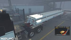 Habdorn's CNG 7Tubes ISO 48FT trailer 1.33 freight market, 2 photo