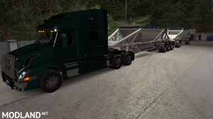 Double Dump Bottom (LONG-SHORT) [MP-SP] [Multiplayer] [TruckersMP], 2 photo