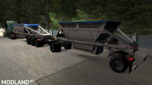 Double Dump Bottom (LONG-SHORT) [MP-SP] [Multiplayer] [TruckersMP], 3 photo