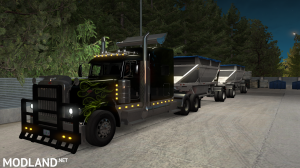Double Dump Bottom (SHORT) [MP-SP] [Multiplayer] [TruckersMP], 1 photo