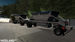Double Dump Bottom (SHORT) [MP-SP] [Multiplayer] [TruckersMP], 2 photo