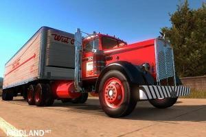 West Coast Kenworth 521 Truck + Trailer, 1 photo