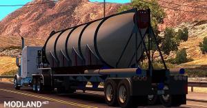 Standalone Long Cistern Trailer