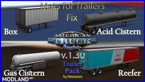 Mats for Trailers v 1.30 (fix), 1 photo