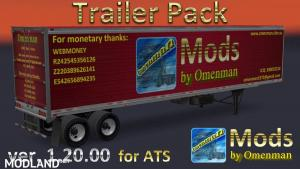 Trailer Pack by Omenman v 1.20.00 (Rus + Eng versions)