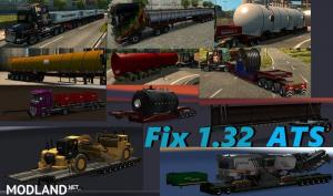Fix 1.32 for Chris45 Trailers Pack v 9.10 ATS