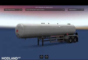 All Gas trailers & cargo