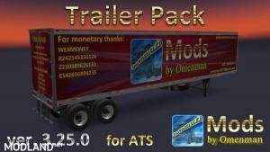 Trailer Pack by Omenman v3.25.0 1.36.x, 2 photo