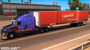 ATS Staples Trailers v.2016-10-14A, 1 photo