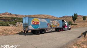 DOLE Reefer Trailer, 1 photo