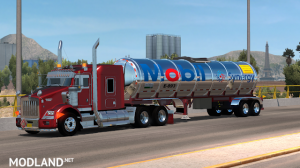 Delucio tank trailer v 1.0 ownable