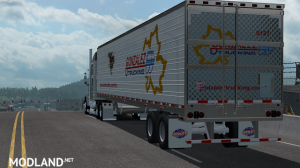Utility Custom reefer Owned ATS, 1 photo