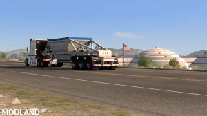 Ownable SCS Bottom Dump trailer v 1.0, 1 photo