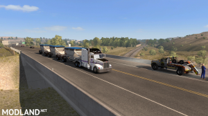 Ownable SCS Bottom Dump trailer v 1.0, 4 photo