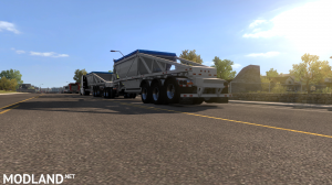 Ownable SCS Bottom Dump trailer v 1.0, 5 photo