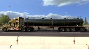 Ownable SCS Chemical Tanker Trailer v1.0, 2 photo
