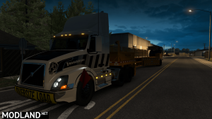 Mobile barrier [MP-SP] [Multiplayer] [TruckersMP]