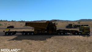 Caterpillar 785C Mining Truck for Heavy Cargo Pack DLC v1.3.0 (1.32), 4 photo