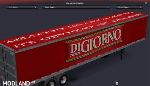 DiGiorno Long Reefer Standalone by 31MayGroup