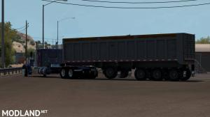 EAST 4 AXLE DUMP FIXED 1.35.x, 2 photo