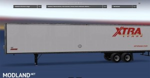 Extra Lease Trailer