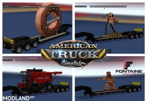 Fontaine pack for ATS, 2 photo