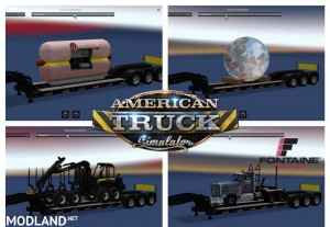 Fontaine pack for ATS, 3 photo