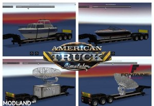 Fontaine pack for ATS, 1 photo