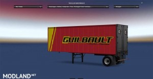 Guilbault trucking company