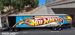 How Wheels trailer