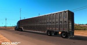 Wilson Livestock Multi Axle Trailer, 3 photo