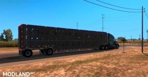 Wilson Livestock Multi Axle Trailer, 1 photo