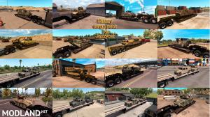 Military Cargo Pack by Jazzycat v1.3 - External Download image