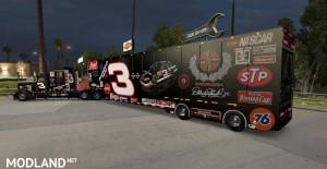 Modified Nascar Trailer Pack, Dale Earnhardt Sr., 1 photo