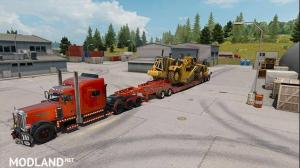 Nizmo's Heavy Haul for Heavy Haul & Special Transport DLC 1.32+, 1 photo