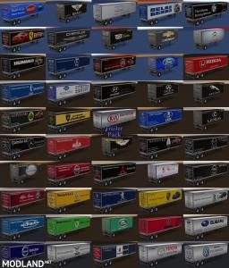 Trailer Pack Car Brands v 1.0 for v.1.28 - External Download image