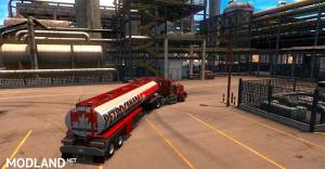 Petro Canada Fuel Tank Trailer v 2.0, 1 photo
