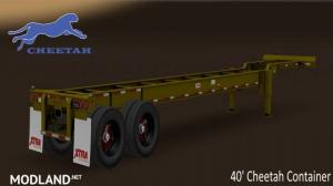 Trailer Cheetah Container 40' v1.5.2 [1.31.x], 1 photo